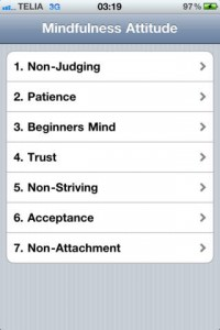mindfulness-attitude-app