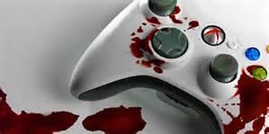 Do violent video games influence anger?
